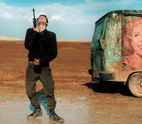 以色列戰爭寫實片  結局難測 : 今天跳舞不打仗Foxtrot